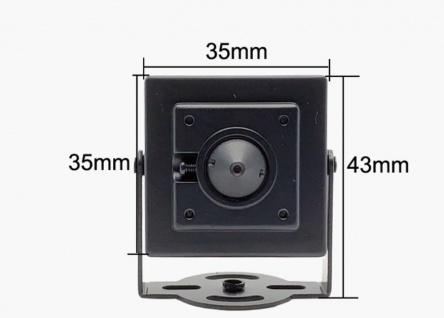 AHD Nadelör Kamera 4 MegaPixel