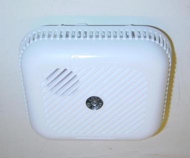 Rauchmelder mit 1200 Linien Farbkamera - Vorschau