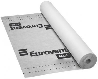 Unterdeckbahn Eurovent Basic (75m²) - Vorschau
