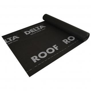 Unterdeckbahn Dörken Delta Roof 75m² für Bitumenschindeln