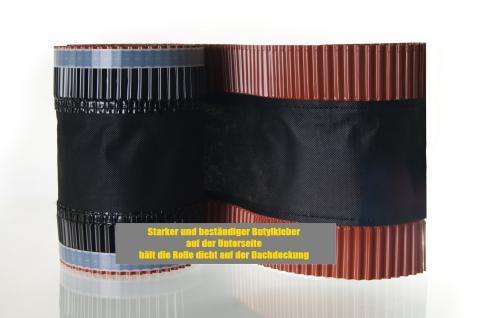 Firstrolle / Gratrolle vRoll / Aluminium + Vlies / 390mm x 5m - Vorschau 3