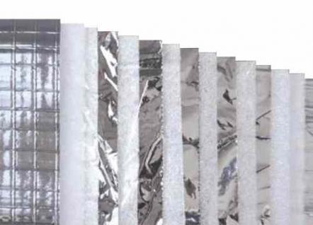 [10, 33€/m²] Wärmeisolierende Dampfbremse Onduterm 11SP 10m x 1, 5m (15m²)
