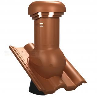 Entlüfterstein Pro 150mm für Beton Dachsteine Dachziegel / Benders S