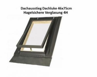 Dachausstiegsfenster-Dachausstieg-Dachluke-Dachfenster 46x75cm
