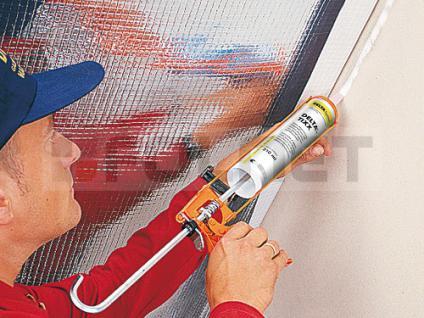 Energiesparende Luft- und Dampfsperre Dörken DELTA REFLEX (75 m²) - Vorschau 4