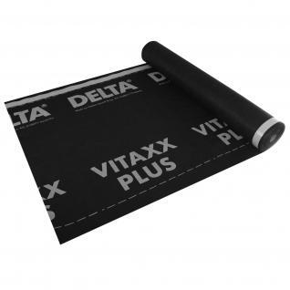 Dörken - Delta Vent Vitaxx PLUS / Unterspannbahn / Unterdeckbahn / 75m²