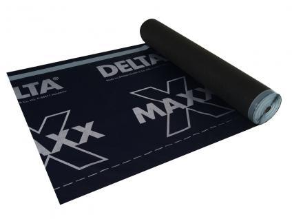 Unterdeckbahn Dörken Delta Maxx X / 50m x 1, 5m (75m²)