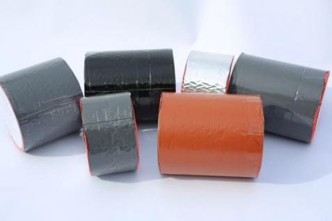 Aluminiumdichtband Bitumendichtband Dachreparatur / 10lfm / Verschiedene Breiten