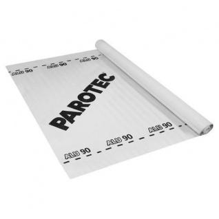 Parotec 90 ALU (75m²) / Energiesparende Luft- und Dampfsperre
