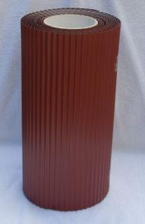 Wandanschluss Kaminanschluss / Alu plissiert / 300 mm x 5 m - Vorschau 2