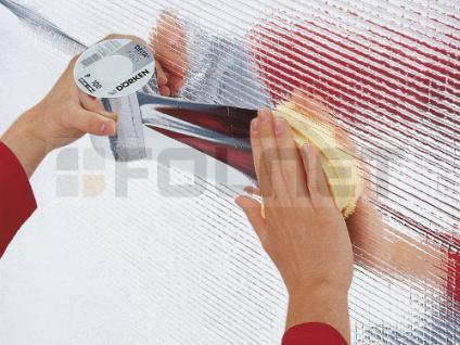 Energiesparende Luft- und Dampfsperre Dörken DELTA REFLEX (75 m²) - Vorschau 3