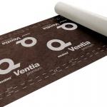 Unterdeckbahn Ventia Q Premium 75m² / Sd=0, 04m / 230g/m²
