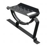EINZELTRITT Dachtritt 25cm Komplett für Metall-Dachpfannen Profil 350