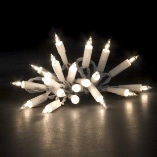 Mini-Lichterkette 10er klar-weiß Konstsmide 2111-002