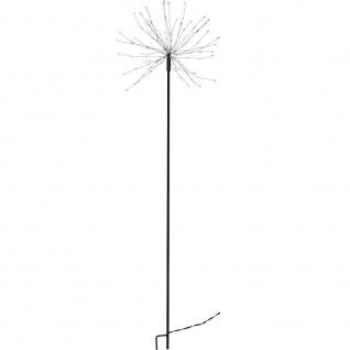 LED-Leuchtstab FIREWORK 160er bunt 110-36cm Gartendeko außen 860-34