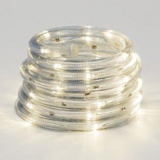LED Lichtschlauch Lichterschlauch 6m warm weiss Konstsmide 3044-100