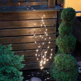 LED Tobby-Zweig 100x40cm 60er warmweiss Best Season 860-14