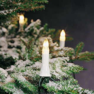 Weihnachtsbaumbeleuchtung 20er Topbirnen außen Ringkette 19m 2002-000 xmas