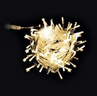 PLB Funktions-System LED Lichterkette 10m warmweiß außen 31524 xmas