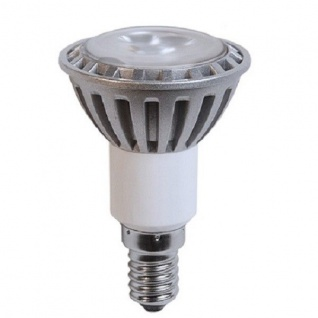 Spotlight LED Leuchtmittel E14 230V 3000K 4, 2W 180lm Dimmbar warmweiß 347-72