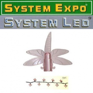 System Expo / System LED Dekor Cover Libelle 065-08