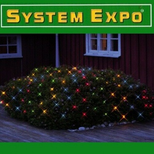 System Expo Lichternetz-Start 192er 3x3m bunt Best Season 484-35-80