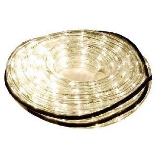 LED Lichtschlauch Lichterschlauch 10m warmweiß außen BA11652 xmas