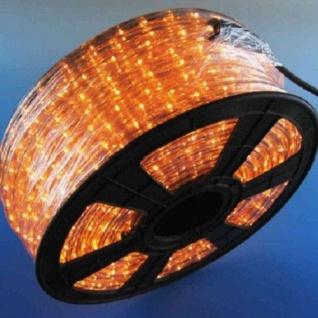 Lichtschlauch Lichterschlauch 50m warmes Licht außen BA11672 xmas