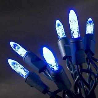 LED Lichterkette innen 5, 85m 40er blau Konstsmide 3602-400
