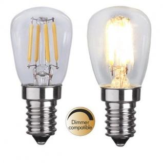 Illumination LED Filament E14 2700K 220lm 230V 2, 8W dimmbar 352-42