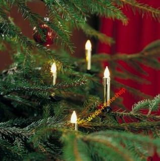 Weihnachtsbaumbeleuchtung 20er Lichterkette gold gefrostet 2316-800 innen