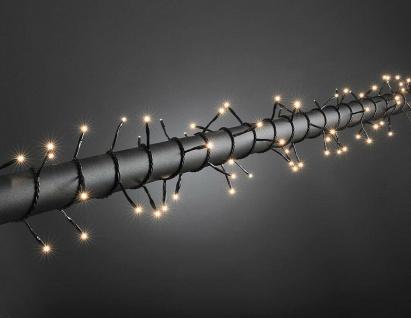 LED Baum Lichterkette 80er warmweiß aussen 8, 95m Konstsmide 2366-000