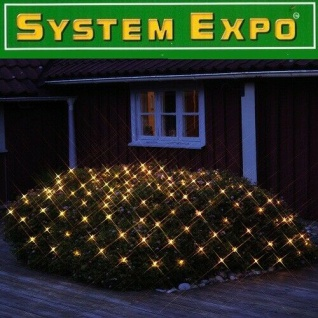 System Expo Lichternetz-Start 192 Lampen 3x3m klar Best Season 484-35 xmas