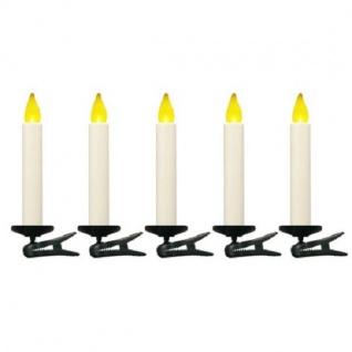 Erweiterungs-Set 5 teilig für LED Kerzenzauber kabellos 001-02