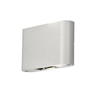 LED High Power Alu Wandleuchte CHIERI verstellbar weiß IP54 7854-250