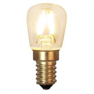 Decoration LED Filament E14 2100K 90lm 230V 1, 3W 2er Packung 352-60