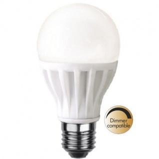 Illumination LED Leuchtmittel E27 470lm 7, 5W 3000K dimmbar 358-42