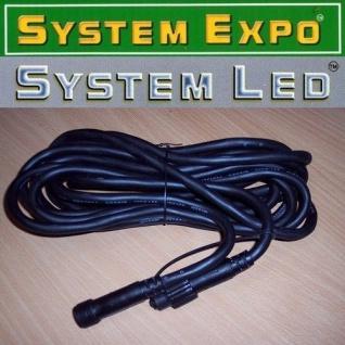 System Expo / System LED Verlängerungskabel 5m schwarz 484-26