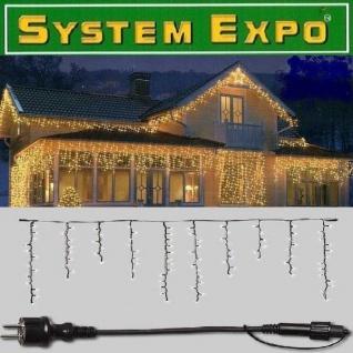 System Expo Eisregen Icicle im Set 10m mit Startkabel 484-31 / 484-25