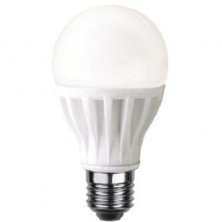 Illumination LED Leuchtmittel E27 230V 470lm 7W 3000K warmweiß 358-41