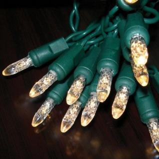 LED Lichterkette innen 11, 85m 80 Dioden MINI-ICE weiß 3604-100