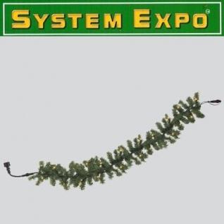 System Expo Start Girlande 100 Lichter klar 6m 484-91