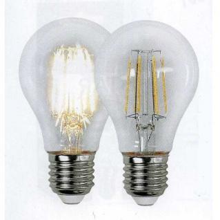 Illumination LED Leuchtmittel Filament E27 230V 810lm 6, 5W 2700K 352-31