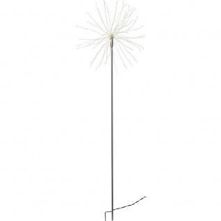 LED-Leuchtstab FIREWORK 160er Daylight weiß 110-36cm Gartendeko außen 860-35