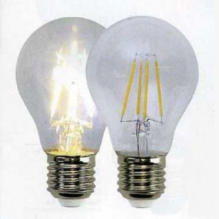 Illumination LED Leuchtmittel Filament E27 230V 400lm 4W 2700K 352-23