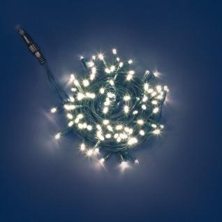 PLB Funktions-System LED Lichterkette 10m Batteriefach warmweiß 31470 xmas