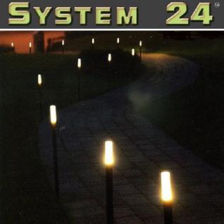 System 24 LED 2er Wegbeleuchtung extra warmweiß 491-61 außen