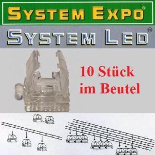 System Expo extra Befestigungs-Clips für Lichtschlauch 065-03