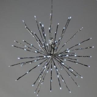 LED Sternenball 80er innen 60cm weiß 19365