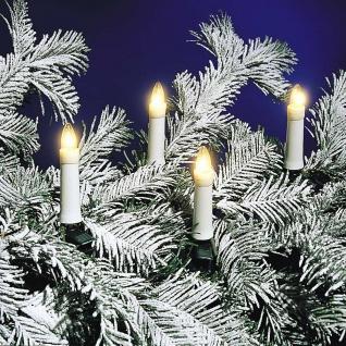 Weihnachtsbaumbeleuchtung 30er Glühlampe 14, 5m Ringkette außen 435-55 xmas